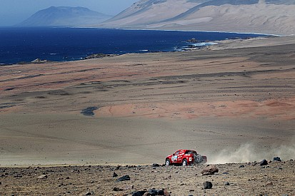 البيرو ستعود إلى مسار رالي داكار في 2018
