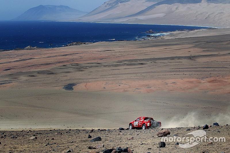 【ダカール】2018年のダカールラリーは、ペルーから1月6日にスタート