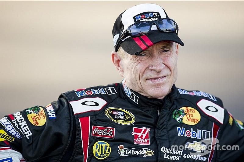 NASCAR legend Mark Martin to visit IWK Health Centre in Halifax