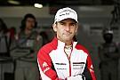 Romain Dumas au Mans sous les couleurs d'Alpine