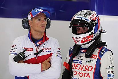 Lapierre revient chez Toyota pour Le Mans!
