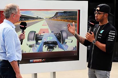 F1 enggan tinggalkan TV berbayar - Liberty