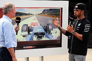 Formula 1 Breaking news F1 enggan tinggalkan TV berbayar - Liberty