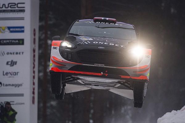 WRC Новость Остберг решил пропустить гонку на Корсике