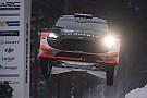 WRC Остберг решил пропустить гонку на Корсике