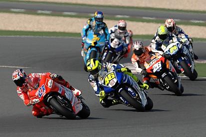 MotoGP Katar: Im Regen probieren – verschieben auf den Tag?