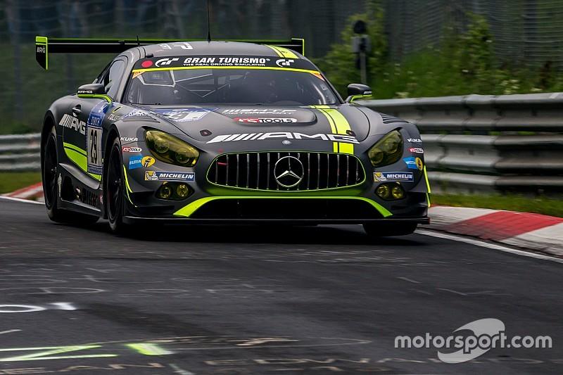 Mercedes à l'assaut des 24 Heures du Nürburgring avec cinq AMG GT3