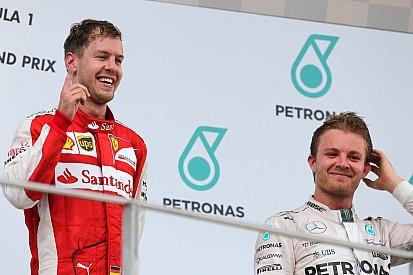 Vettel és az első győzelem a Ferrarival