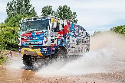 """GINAF Rally Power zet punt achter Dakar-activiteiten: """"Het is mooi geweest"""""""