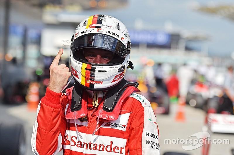 Галерея: перша перемога Феттеля у складі Ferrari