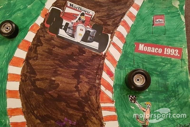 Postagem resgata história oculta entre famílias Piquet/Senna