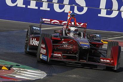 Le tracé de Mexico modifié pour le deuxième ePrix