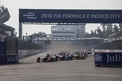 Veranderingen aangebracht aan Formule E-circuit in Mexico
