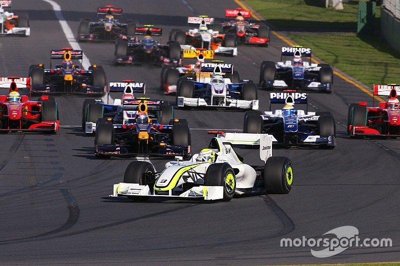 Gallery: Remembering Brawn GP's debut win in 2009