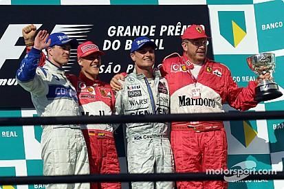 Ezen a napon: Schumacher harcol Schumacherrel az első helyért