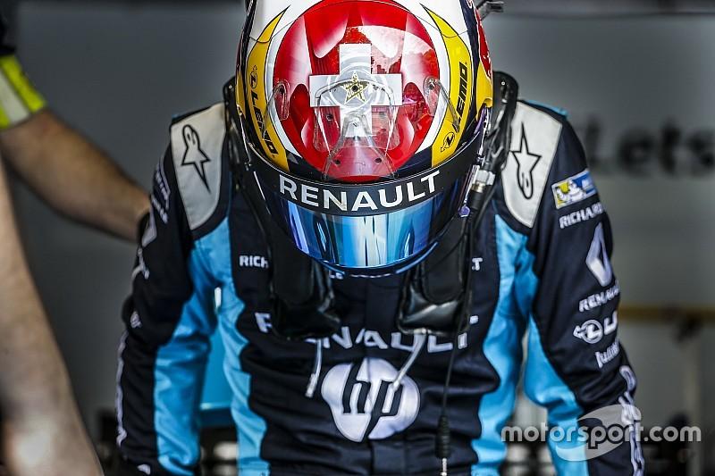 Kota Meksiko ePrix: Buemi puncaki FP1