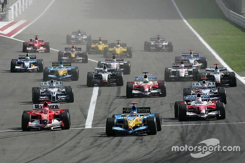 Verstappen souhaite un retour des V10 en F1