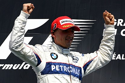 Memori F1 buat Kubica kesulitan membalap di sirkuit