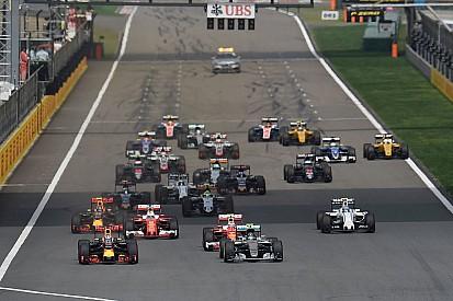 Los horarios del GP de China 2017 de F1