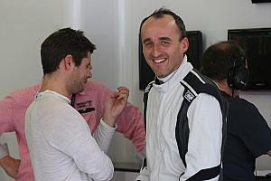WEC BRÉKING Kubica eleinte nem akart visszatérni a pályaversenyzéshez