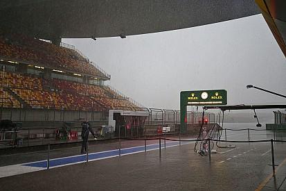Formel 1 2017 in China: In Shanghai droht Regen