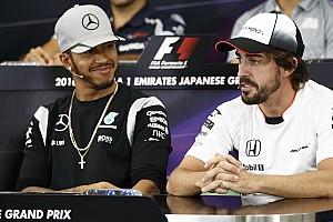 F1 Noticias de última hora Hamilton y Alonso, los más populares en la encuesta de Motorsport Network