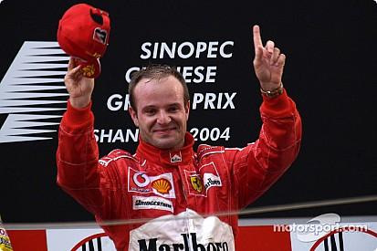 GALERIA: Todos os vencedores do GP da China