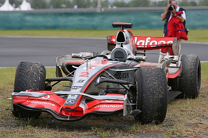 Gallery: Costly errors made at Chinese Grands Prix