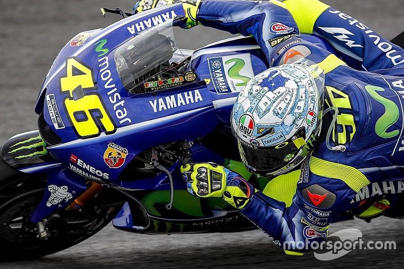 Rossi llega a los 350 GP en el mundial