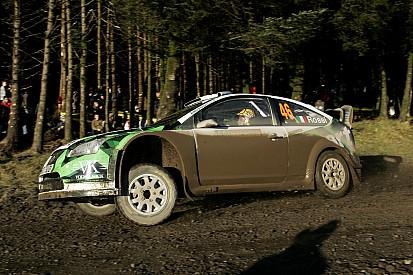 Bildergalerie: Valentino Rossi in der Rallye-WM