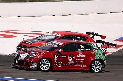Michela Cerruti torna sull'Alfa Romeo in Bahrain