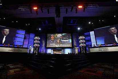 NASCAR moves awards ceremonies to the Queen City