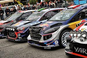 WRC Прев'ю Ралі Франція: повернення групи Б?
