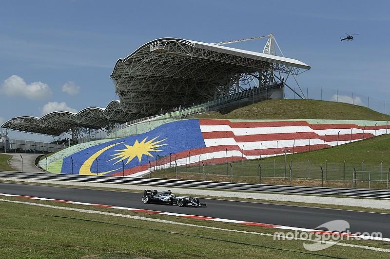 Malasia no estará en la F1 a partir de 2018 y Alemania vuelve