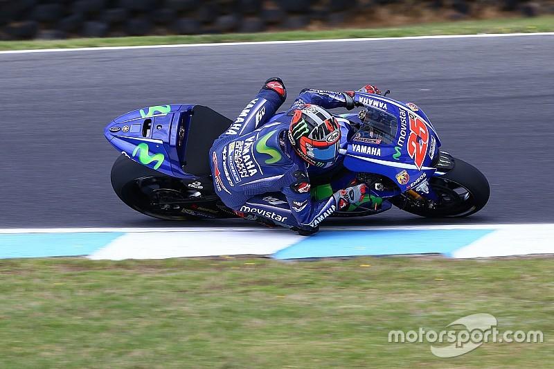 MotoGP Argentinien: Vinales Schnellster, Marquez mit Sturz