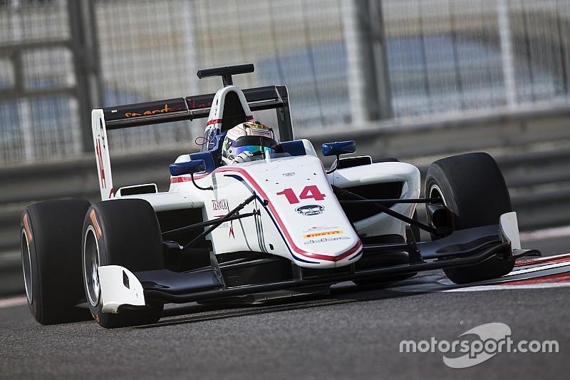 Koiranen queda fuera de la GP3 para 2017