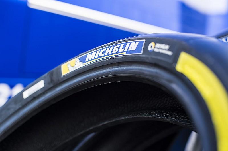 Para pembalap tak akan pakai ban depan alternatif Michelin