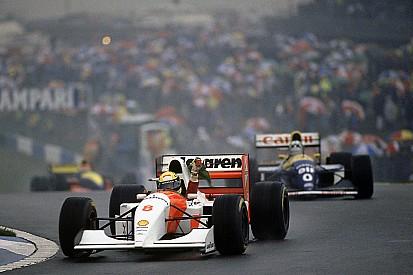 Ayrton Senna a 24 años de su épica vuelta en Donington