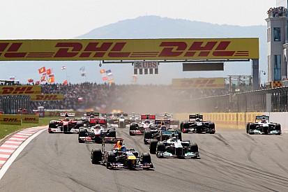 Comeback des Grand Prix der Türkei im Formel-1-Kalender?