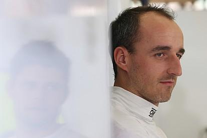 Kubica'nın WEC macerası başlamadan bitti