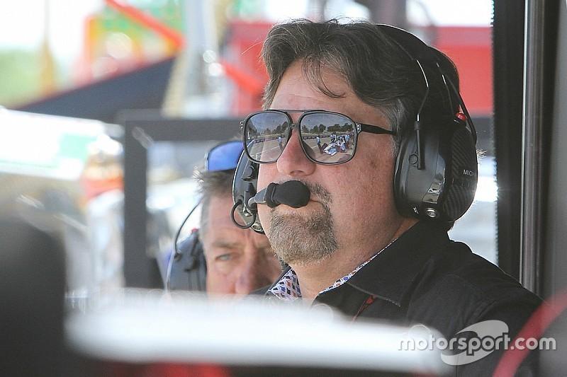 Michael Andretti verzorgt strategie voor Alonso tijdens Indy 500