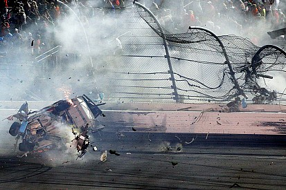 NASCAR looking for new ways to prevent airborne crashes