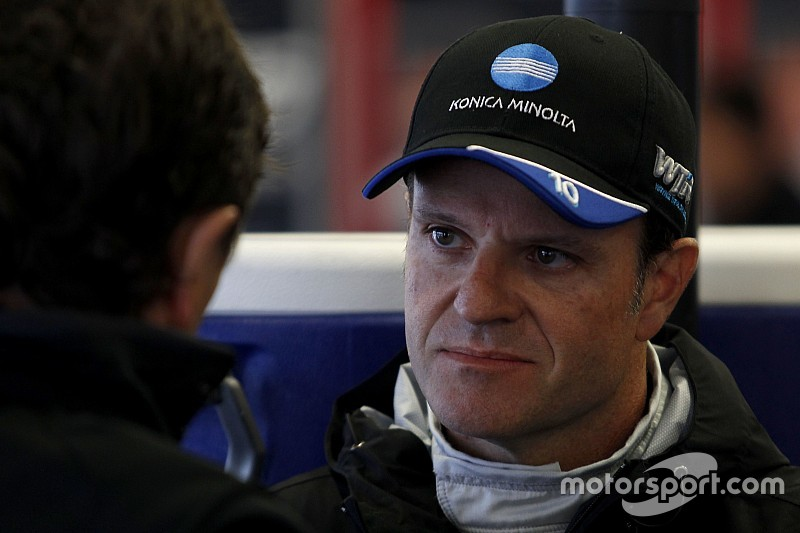 """Barrichello warns Alonso, """"Expect the unexpected"""" at Indy"""