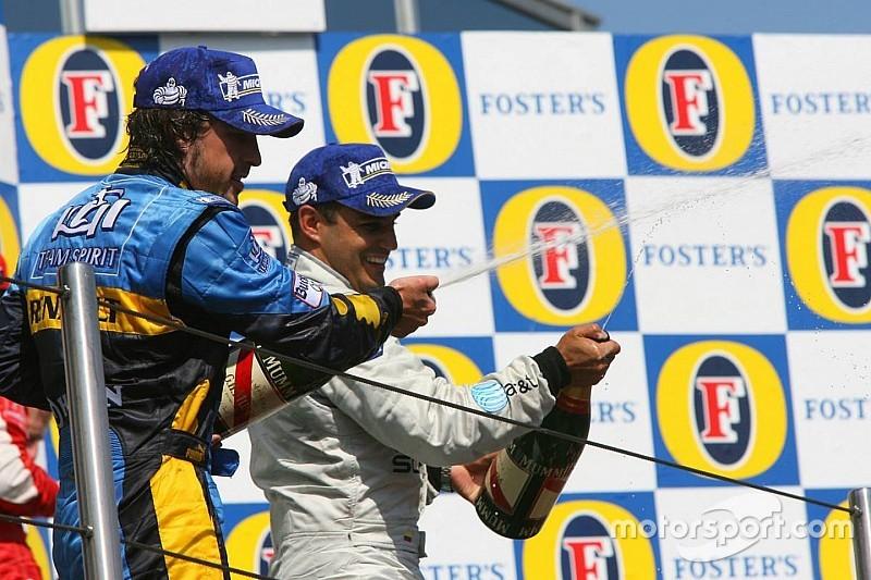 Montoya: Pour Alonso, le plus difficile sera de rouler dans le trafic