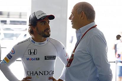 阿隆索:丹尼斯不可能同意我跑Indy500
