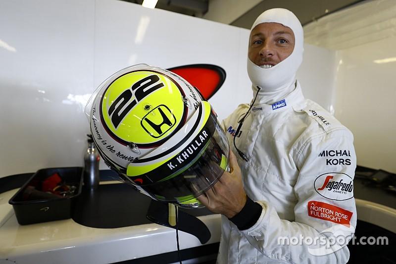 Officiel - Button remplacera Alonso à Monaco