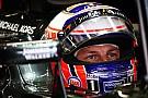 Баттон не примет участие в тестах McLaren в Бахрейне