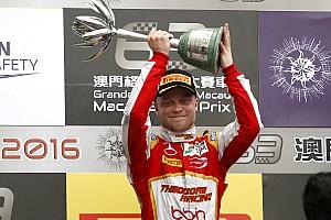 Le Mans Noticias de última hora Rosenqvist debutará en Le Mans