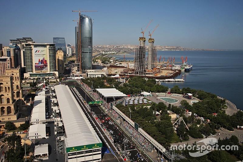 【F1】F1新CEO、バクーへの批判を電話謝罪。レース主催者明かす