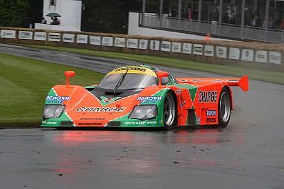 Mazda 767B Le Mans aracının sesi bir harika!